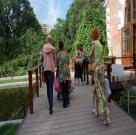 Twinson. г. Москва. Ботанический сад МГУ 18